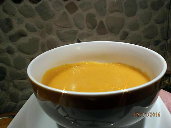 recette SOUPE DAUPHINOISE