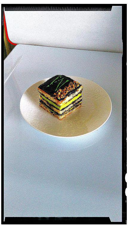 recette cube pistache chocolat façon opéra