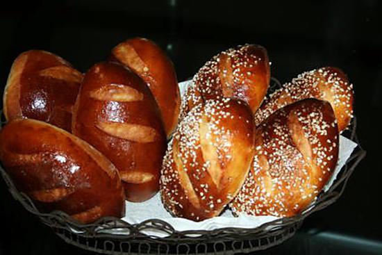 recette mes minis baguettes viennoises