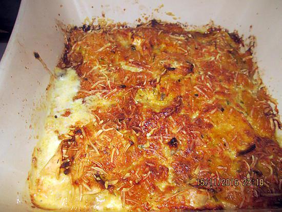 recette potiron et ravioles en gratin  de michelle croquant  fondant gourmand