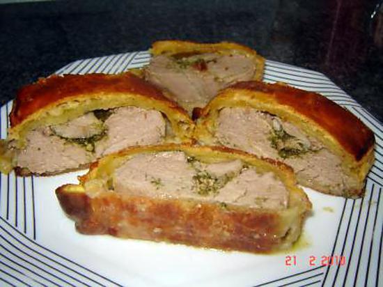 Les Meilleures Recettes De Filet Mignon Porc Au Four