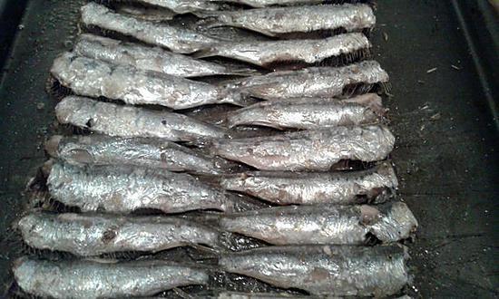 recette Sardines