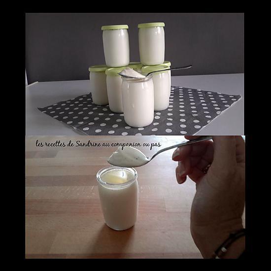 recette Recette et cuisson de yaourts à la vanille façon la laitière (au companion ou autres robots)