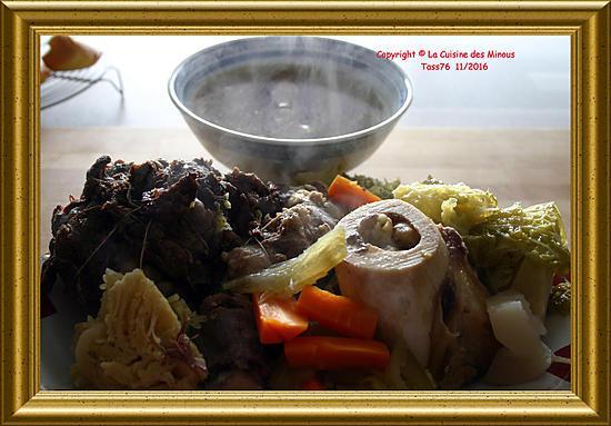 recette de le pot au feu rouvillais de m 233 m 233 henriette