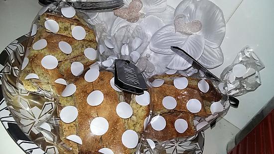 recette Croquants aux amandes et aux graines de lin