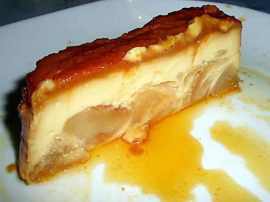 recette Terrine aux pommes caramélisées de Carmen