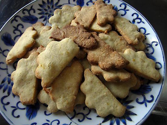 recette Biscuits au citron et graines de pavot