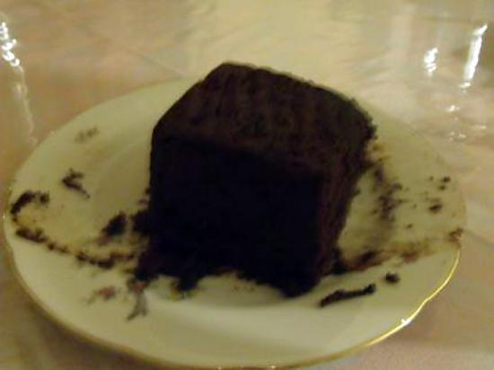 Recette de g teau au chocolat moelleux cuit au micro onde for Moelleux chocolat micro ondes
