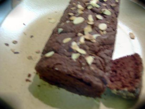 recette cake chocolat
