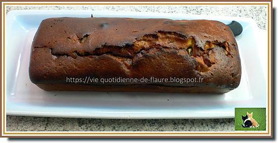 recette Deux recettes différentes de cakes garnis de marrons glacés