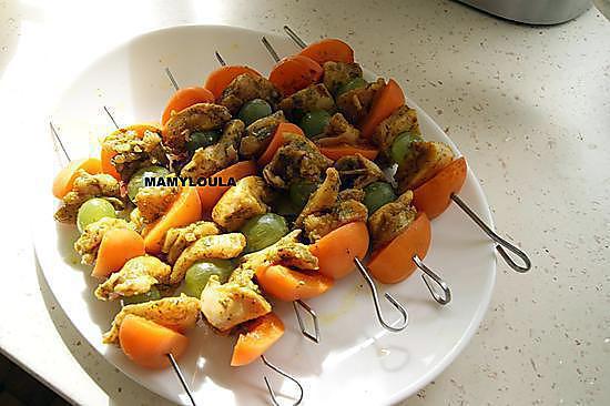 recette Tous les volailles, gibiers jusqu'à ce jour de Mamyloula 2