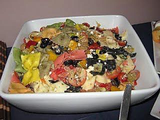 Recette de salade de pate une fraiche d 39 t - Recette fraiche pour l ete ...