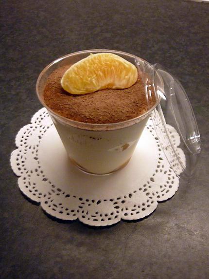 recette tiramisu chocolat pour 2 personnes