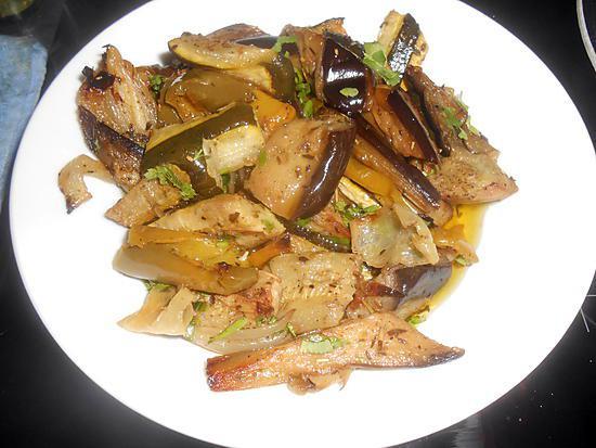 Recette de legumes grilles au four - Recette legumes grilles au four ...