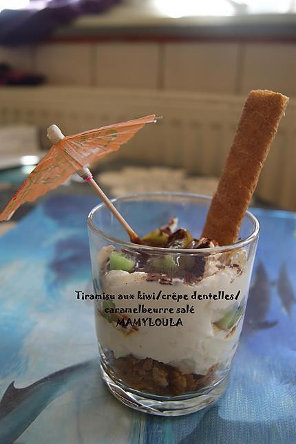 recette de tiramisu kiwi cr pes dentelles caramel beurre sal. Black Bedroom Furniture Sets. Home Design Ideas