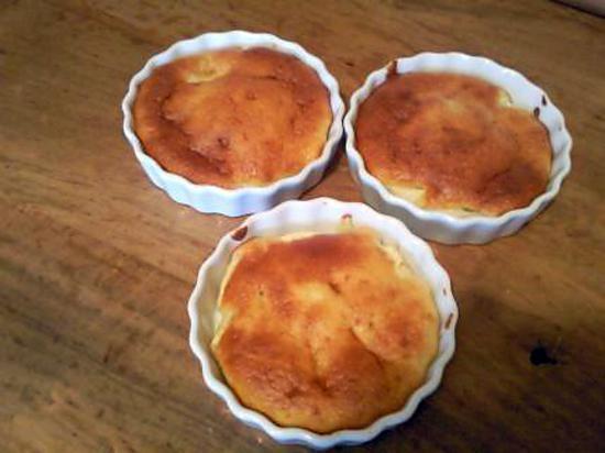 recette Gâteau facile aux pommes
