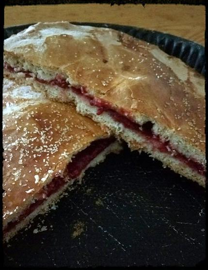 recette Gâteau framboise