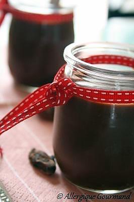 recette Crème au chocolat, Bio, sans allergènes majeurs ni gluten