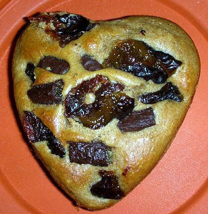 recette Pain d'épices aux agrumes & pruneaux