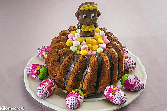 recette Gâteau du matin de Pâques