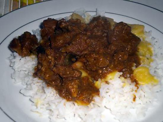 Recette de cabri massal - Cabri massale cuisine reunionnaise ...