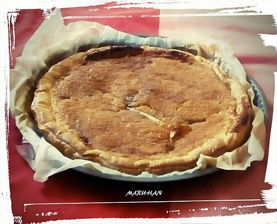 recette Bakewell Tart (recette anglaise)