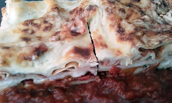 recette Lasagne à ma façon ;)