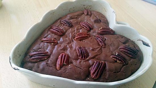 recette Brownie aux noix de pécan