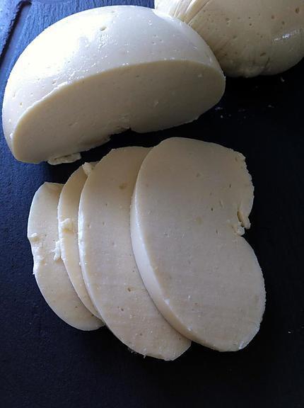 recette Mozarella végétale (compatible dukan)
