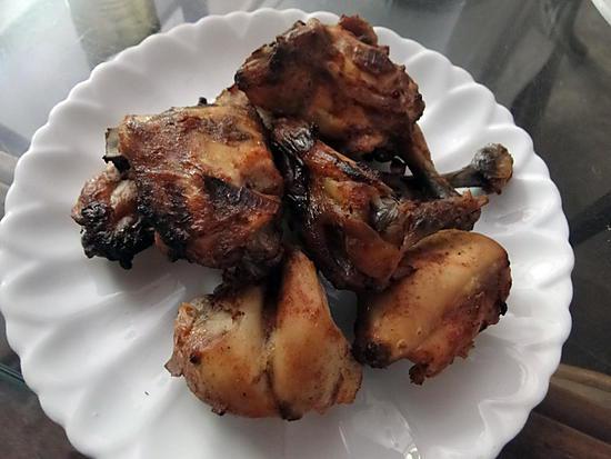 recette Tavuk Izgara (Poulet mariné et grillé/rôti)