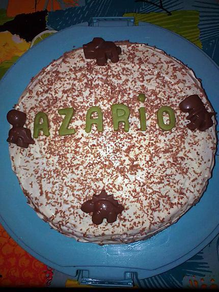 recette Le gâteau de crêpes