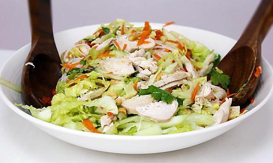 recette Salade Thaïlandaise