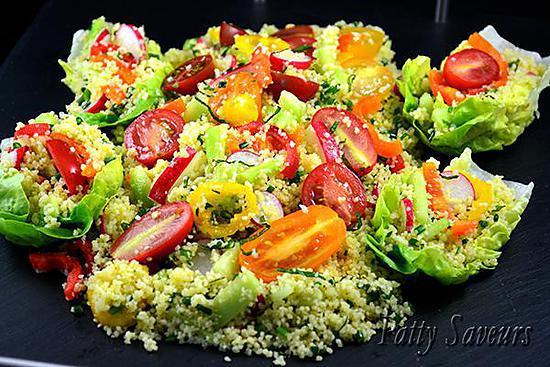 recette Taboulé Végétarien