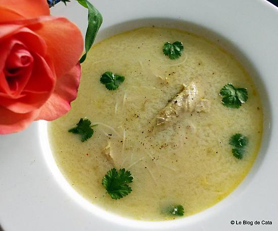 recette Chorba Beida – Soupe algérienne