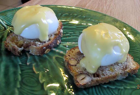 recette Astuce : rechauffer les oeufs pochés/ mollets