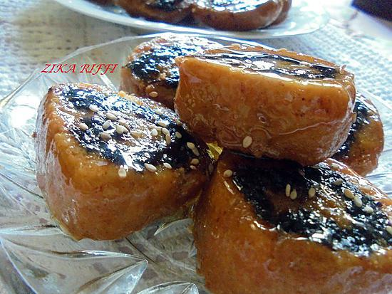 recette MAKROUDS ROULES