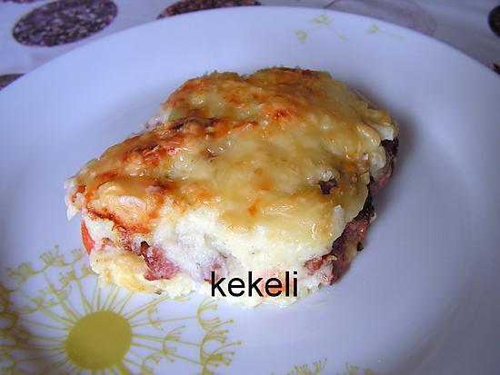 recette Hachi Parmentier bœuf carotte