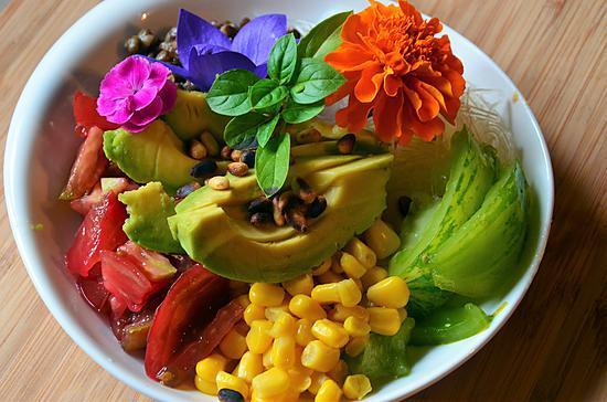 recette Avocado bowl