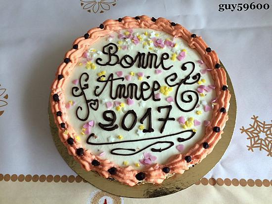 recette gâteau crème mousseline/pèches