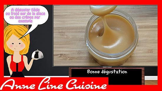 recette Caramel au beurre salé (Companion)
