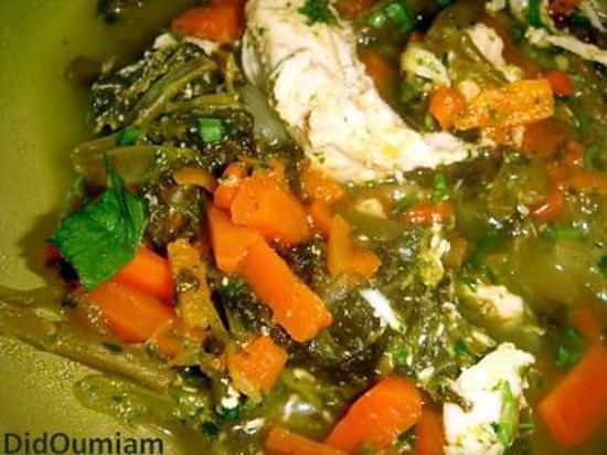 recette poêlée de légumes complète au cresson