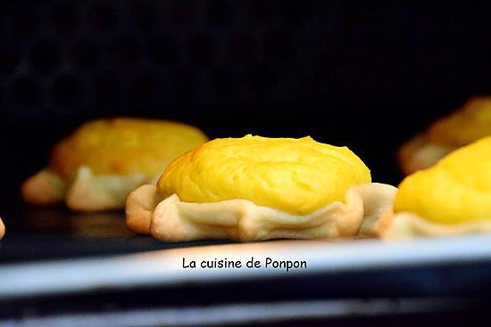 recette Pardula: petit gâteau sarde à la ricotta et au safran