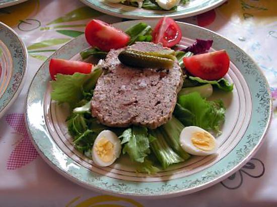 recette de terrine de p 226 t 233 de porc