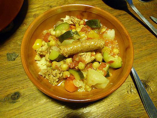 recette Le couscous maison
