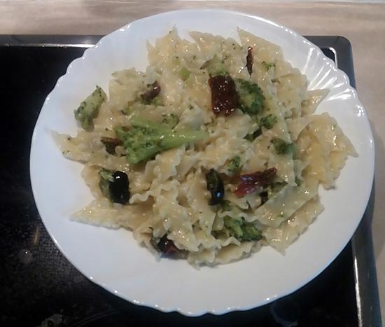 recette Pasta ai broccoli