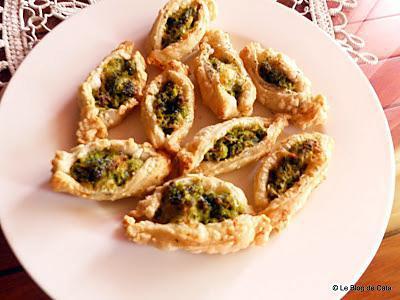 recette Pastizzi aux petits pois (Pastizzi tal-pizelli) Malte