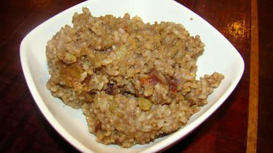 Recette de g teau de riz brun moelleux sans lait ni cr me - Gateau sans oeuf ni lait ...