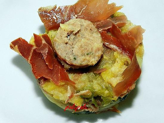 recette Potée au chou vert-saucisse et jambon fumé