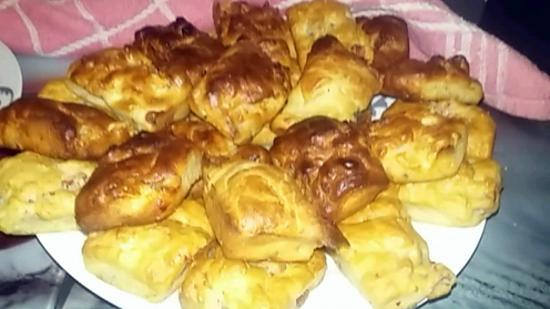 recette Minis cakes jambon fromage