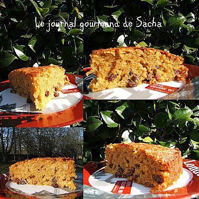 Les meilleures recettes d 39 amandes enti res - Tf1 cuisine laurent mariotte moelleux aux pommes ...